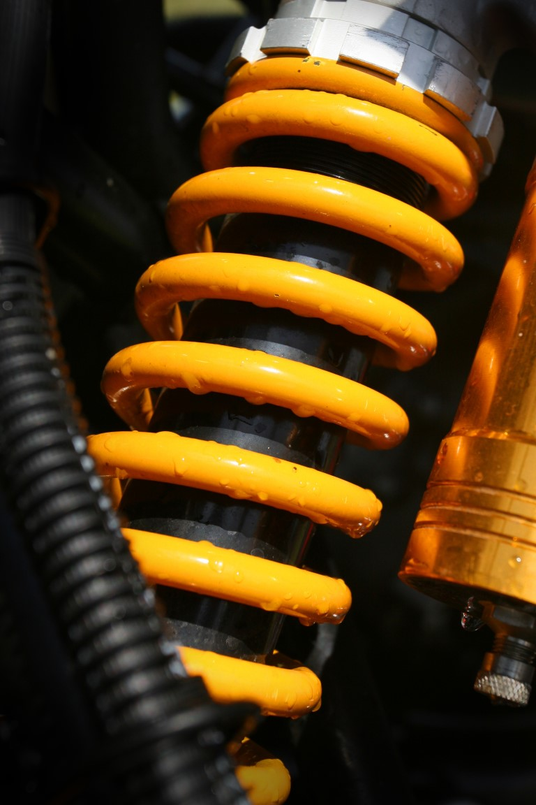Mechanical Dampening